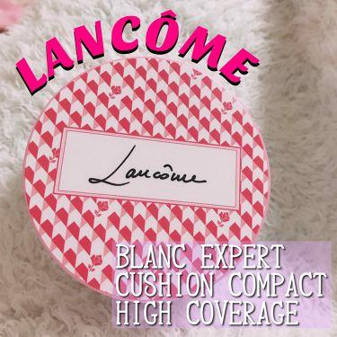 ブラン エクスペール クッションコンパクト 50/LANCOME/その他ファンデーションを使ったクチコミ(1枚目)