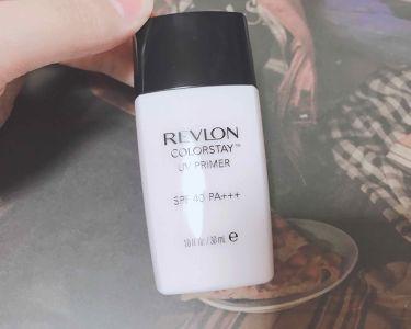 レブロン カラーステイ UV プライマー/REVLON(レブロン)/化粧下地を使ったクチコミ(1枚目)