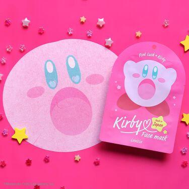 星のカービィフェイスマスク Kirby(カービィ)