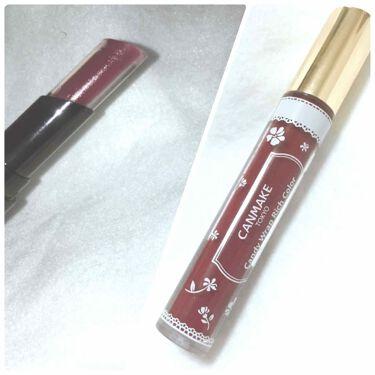 眠リ姫さんの「ヴィセリシェ クリスタルデュオ リップスティック<口紅>」を含むクチコミ