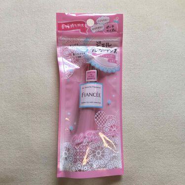 ジェルフレグランス ピュアシャンプーの香り N/フィアンセ/香水(レディース)を使ったクチコミ(1枚目)