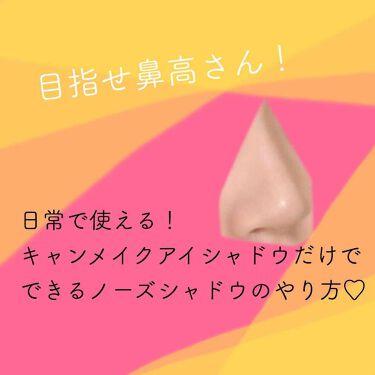 ひま子さんの「キャンメイクパーフェクトマルチアイズ<パウダーアイシャドウ>」を含むクチコミ