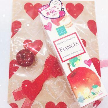 フィアンセ公式アカウントさんの「フィアンセフィアンセ ボディミスト 恋りんごの香り<香水(レディース)>」を含むクチコミ