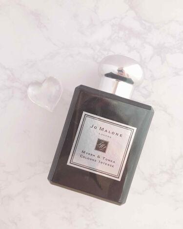 ミルラ & トンカ コロン インテンス/Jo MALONE LONDON/香水(レディース)を使ったクチコミ(1枚目)