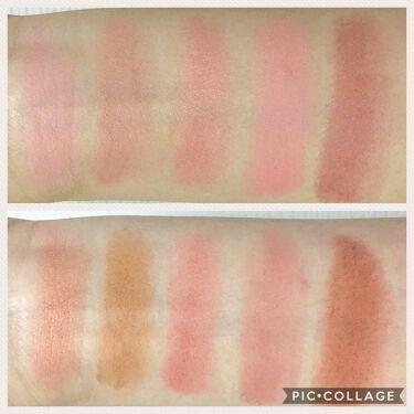BH Cosmetics Professional Blush - 10 Color Blush Palette/bh cosmetics/パウダーチークを使ったクチコミ(3枚目)