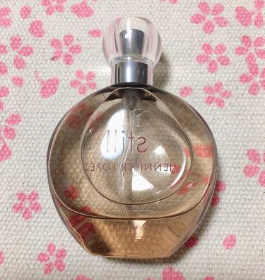 スティル ジェニファー・ロペス オード パルファム/ジェニファー・ロペス/香水(レディース)を使ったクチコミ(1枚目)