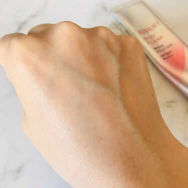 D-UVクリア ホワイトソリューション/アスタリフト/日焼け止め(顔用)を使ったクチコミ(4枚目)