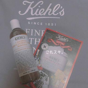 ハーバル トナー CL アルコールフリー/Kiehl's/化粧水を使ったクチコミ(2枚目)