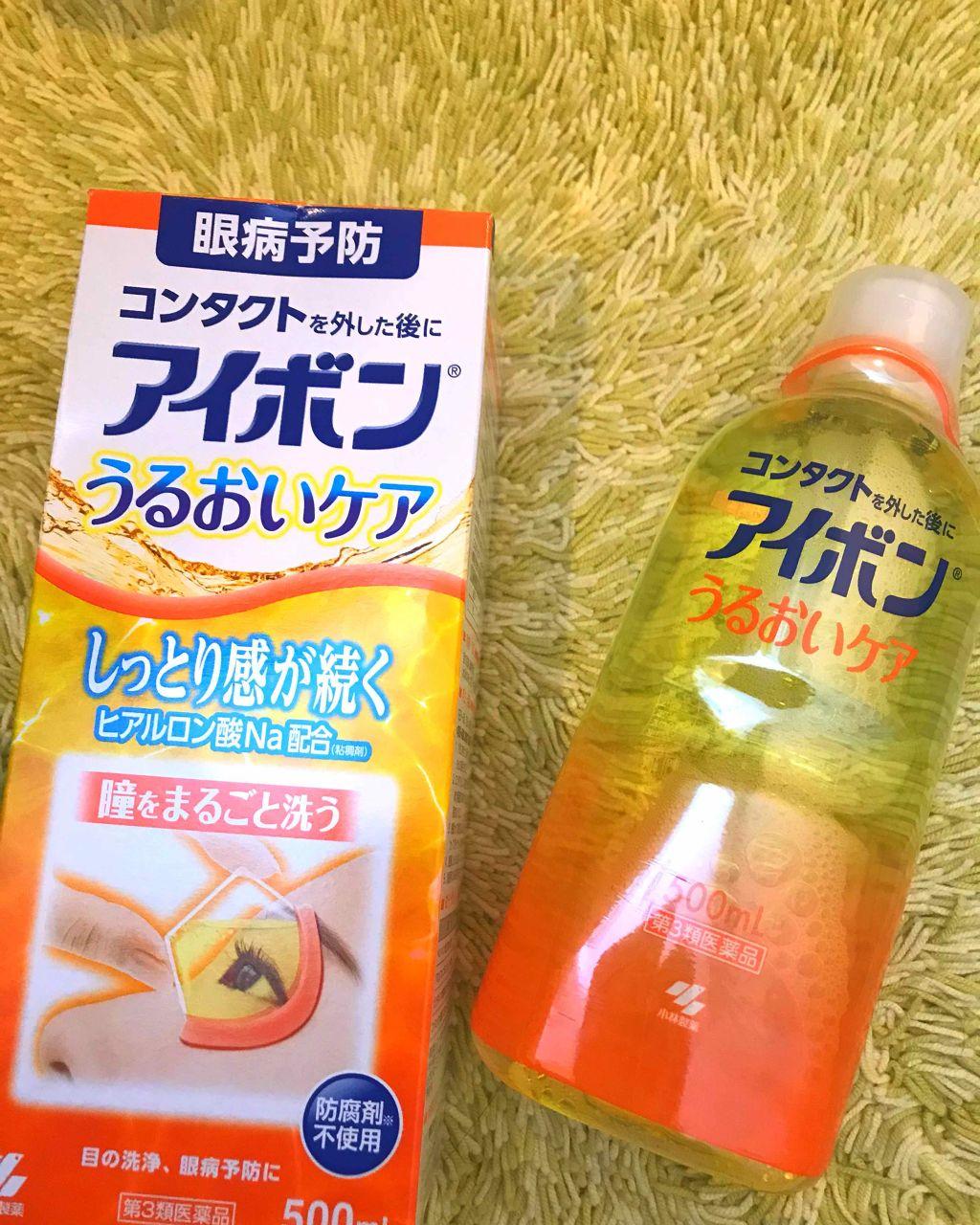 アイボンうるおいケア(医薬品)|小林製薬の口コミ「目が痒い〜😨本格的な花粉症が到来して鼻声&..」 by m♡c(混合肌) | LIPS