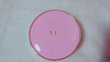 VT コラーゲンパクト/VT Cosmetics(旧 VANT 36.5)/その他ファンデーションを使ったクチコミ(3枚目)