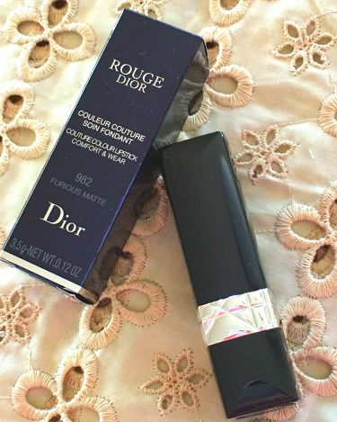 ルージュ ディオール/Dior/口紅を使ったクチコミ(2枚目)