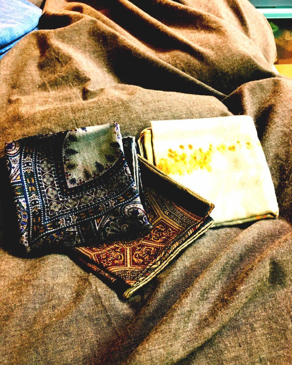 9c631c0a0beb 雑談の口コミ「#クロミミ的背景ハンカチ第7弾#クロミミ的..」 by ...