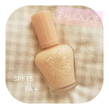モイスチュアライジング ファンデーション プライマー S/PAUL & JOE BEAUTE/化粧下地を使ったクチコミ(1枚目)