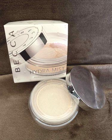 Hydra-Mist Set & Refresh Powder/BECCA/ルースパウダーを使ったクチコミ(1枚目)