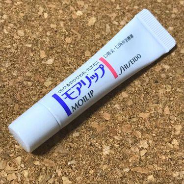 モアリップw/SHISEIDO/リップケア・リップクリームを使ったクチコミ(1枚目)