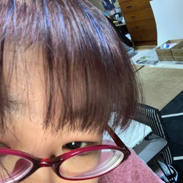 1DAY HAIR MONSTER/リーゼ/ヘアカラーを使ったクチコミ(3枚目)
