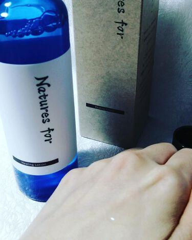 ネイチャーズフォー ヒーリングローション/Natures for/化粧水を使ったクチコミ(2枚目)