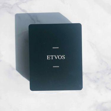 ETVOS タイムレスフォギー ミネラルファンデーション