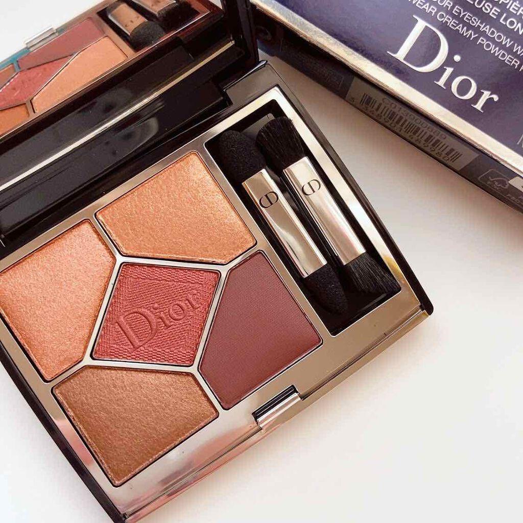 Diorアイシャドウの上品な仕上がりが人気みたい。新作から限定まで全6種類を徹底解説