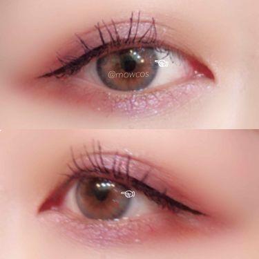 🐄mow-co🐄さんの「ARITAUM(アリタウム/韓国)Shine Fix Eyes<パウダーアイシャドウ>」を含むクチコミ