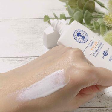 ナチュラル UV プロテクション ミルク/ニールズヤード レメディーズ/日焼け止め(ボディ用)を使ったクチコミ(3枚目)