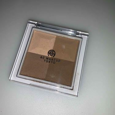 AC ミックス フェイスカラー シェーディング/セリア/プレストパウダーを使ったクチコミ(2枚目)