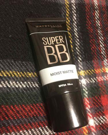 SP BB モイストマット/MAYBELLINE NEW YORK/化粧下地を使ったクチコミ(1枚目)
