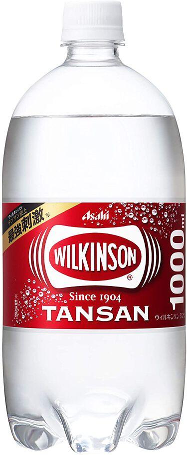 Wilkinson Tansan (ウィルキンソン タンサン/炭酸水) PET 1L(ビッグボトル)