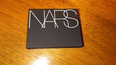 ヴォワヤジュールアイシャドーパレット2019/NARS/パウダーアイシャドウを使ったクチコミ(3枚目)