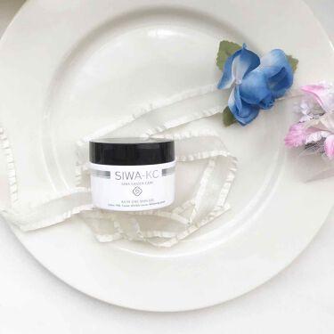 SIWA-KC オールインワンスキンジェル/ハーブ健康本舗/オールインワン化粧品を使ったクチコミ(1枚目)