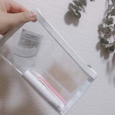 ふたえテープ 目立たず肌になじむ絆創膏タイプ/DAISO/二重まぶた用アイテムを使ったクチコミ(4枚目)