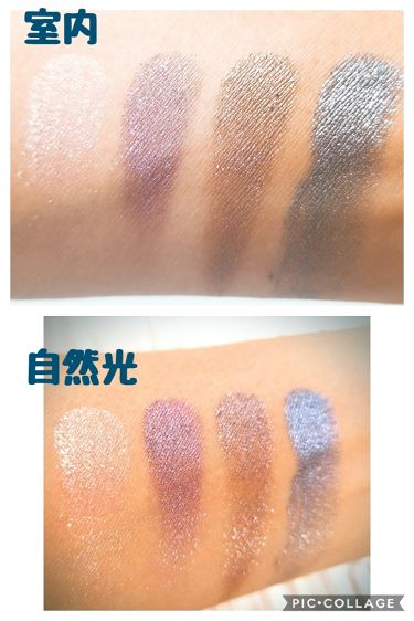 ROEN BEAUTY Eye Shadow Palette/ROEN BEAUTY /パウダーアイシャドウを使ったクチコミ(4枚目)