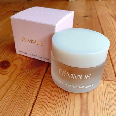 femmue/コスメキッチン/ミスト状化粧水を使ったクチコミ(2枚目)