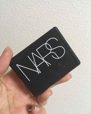 ブラッシュ/NARS/パウダーチークを使ったクチコミ(1枚目)