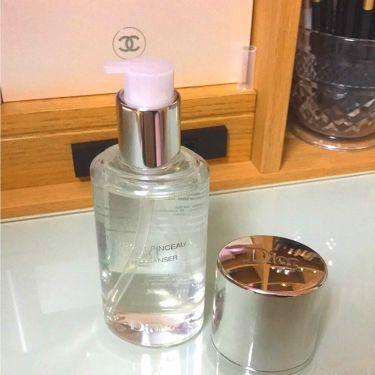 ブラシ クレンザー/Dior/その他化粧小物を使ったクチコミ(2枚目)