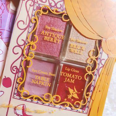 にゃも子さんの「マジョリカ マジョルカザ リトルハミングブック III<メイクアップキット>」を含むクチコミ