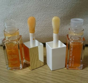 キスマイリップオイル/ネイチャーリパブリック(韓国)/リップケア・リップクリームを使ったクチコミ(3枚目)