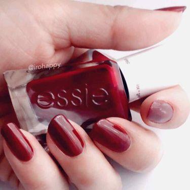 essie gel couture/エッシー/マニキュアを使ったクチコミ(1枚目)