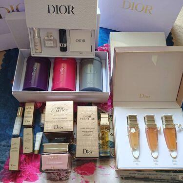 プレステージ ソヴレーヌ オイル/Dior/フェイスオイルを使ったクチコミ(1枚目)