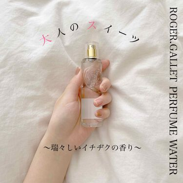 フィグパフューム ウォーター/ロジェ・ガレ/香水(その他) by ☁️ m  o  c  a  ☁️