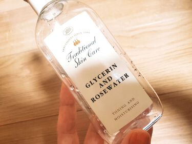 Boots Traditional Skin Care Glycerin and Rosewater/Boots(英国)/化粧水を使ったクチコミ(1枚目)