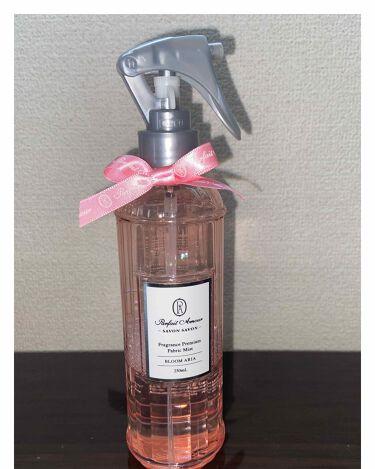 【画像付きクチコミ】〜SABONSABONfragrancepremiumfabricmistBLOOMARIA〜この匂いはすごい好き💖BLOOMARIAの匂いの物コンプリートしたくらい大好きな匂い!!キツくなくて女の子って匂いがします🤣詰め替え用もある...
