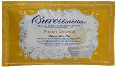Cureバスタイム  フレッシュオレンジの香り