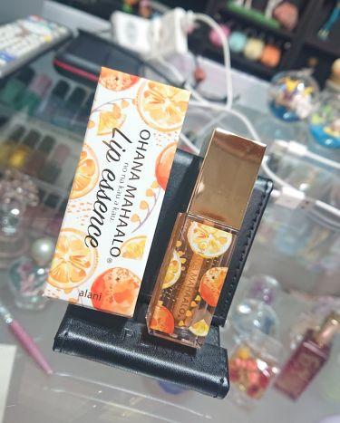 オハナ・マハロ フレグランスリップエッセンスオイル/OHANA MAHAALO/リップケア・リップクリームを使ったクチコミ(1枚目)