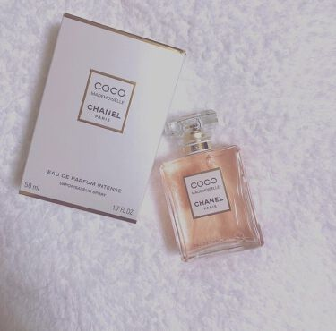 ココ マドモアゼル オードゥ パルファム アンタンス/CHANEL/香水(レディース)を使ったクチコミ(1枚目)