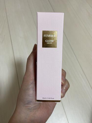 グロウドロップス/FEMMUE/美容液を使ったクチコミ(1枚目)