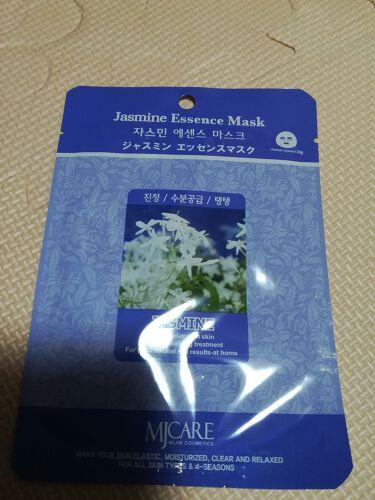 ジャスミン・エッセンスマスク/MJ-Care/シートマスク・パックを使ったクチコミ(2枚目)