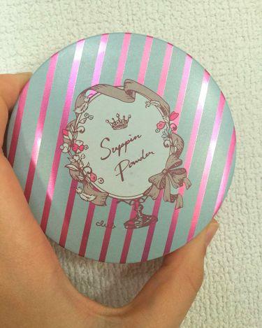 meiさんの「クラブすっぴんパウダー パステルローズの香り<その他スキンケア>」を含むクチコミ