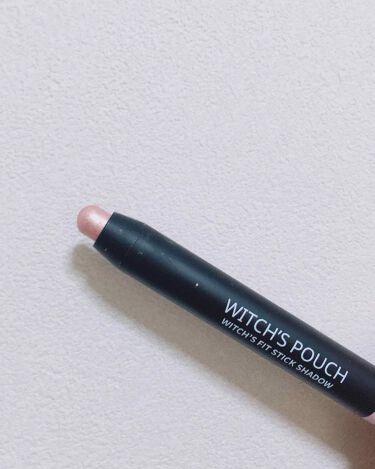 ウィッチズ フィットスティックシャドウ/Witch's Pouch(ウィッチズポーチ)/パウダーアイシャドウを使ったクチコミ(2枚目)