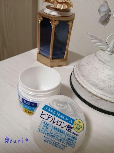 うるおいジェル/シンプルバランス/オールインワン化粧品を使ったクチコミ(2枚目)